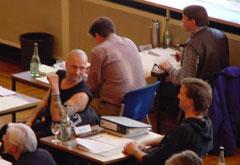 Kommunalwahl 2001
