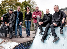 Gruppenbild - UFFBASSE Fraktion 2012